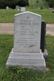 Absalom Jones - Wikiwand