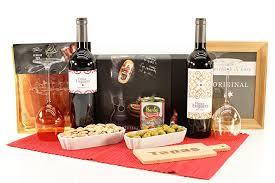 gift basket spain spanish gourmet gift