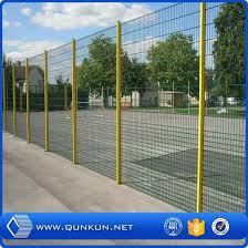 China 2 153mx1 886m Pvc Coated Welded Wire Fence Post Spacing For Security Using China Welded Wire Fence Post Spacing Wire Mesh Fening