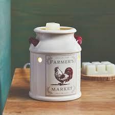 wax warmer farmers market