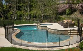 In Ground Pool Fence Pool Care Solutions