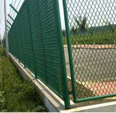 China Pvc Coated Green Wire Mesh Chain Link Fence For Chicken China Pvc Chain Link Fence Gi Wire Fence