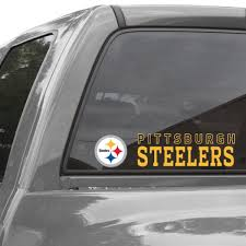 Pittsburgh Steelers Car Decals Car Accessories Nfl Gear Nflshop Com