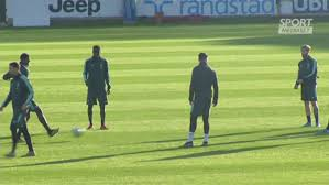 Juventus, lungo colloquio tra Cristiano Ronaldo e Sarri - UEFA ...