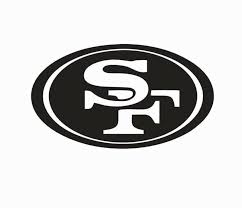 San Francisco 49ers Sf Decal Sticker 8 X 5 Auto Parts And Vehicles Car Truck Graphics Decals Magenta Cl