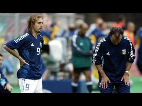 Image result for Argentina 2002 World Cup""