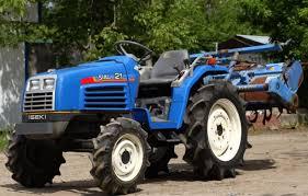 Японский и китайский мини-трактор, как сделать правильный выбор