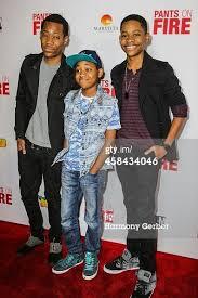 Tyler James Williams, Tyrel Jackson Williams, & Tylen Jacob ...