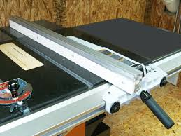 Decked Out Ridgid Model R4511 Table Saw 5 Upgraded Rip Fence By Paul Stoops Lumberjocks Com Woodworking Community