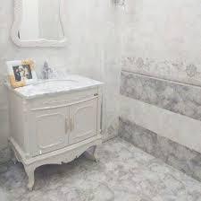 design wall tile blue marble bathroom
