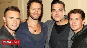 Robbie Williams to rejoin Take That for virtual gig - BBC News