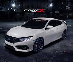 Civicx Com Sticker Decal 2016 Honda Civic Forum 10th Gen Type R Forum Si Forum Civicx Com
