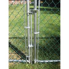 Chain Link Fence Gate Drop Rods Residential Grade Hoover Fence Co