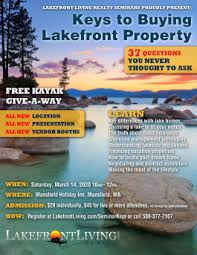 lakefront homes property