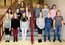 School Names Students Of The Month - TownLively
