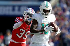 Dolphins' Preston Williams cleared for breakout in 2020