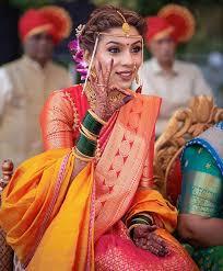 marathi bride makeup shaadiwish