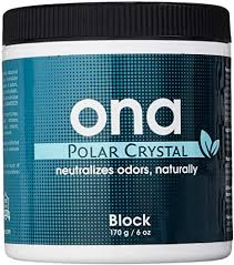 Amazon.co.jp : 臭気中和剤 ONA Block Polar Crystal : ホーム&キッチン