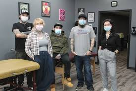 tattooists permanent makeup artists