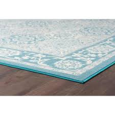 majesty teal 2 ft x 3 ft accent rug