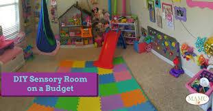 diy sensory room on a budget my