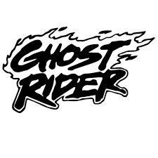 Ghost Rider Game Graphic Die Cut Decal Sticker Car Truck Boat Window Wish