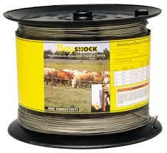 Bayshock Aluminum Wire 12 Ga 1312 Parmakusa