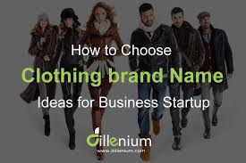 brand names idea for business startup
