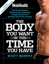 men s health the body you want in the