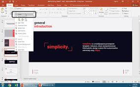 copy and paste slides into powerpoint