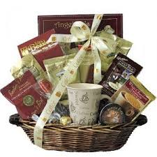 coffee holiday gift basket corporate