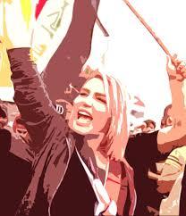 ثورة بنات العراق تنتصر Meo