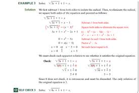 solved solve each equation identify