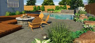 Planting Around A Pool The Best Worst Plants For A Pool Area