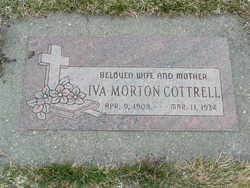 Iva Harrison Morton Cottrell (1908-1934) - Find A Grave Memorial