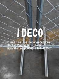 Temporary Chain Link Fence Panel With Stands Portable Steel Construction Sites Barriers Road Safety Fencing For Sale Temporary Fences Manufacturer From China 109528417