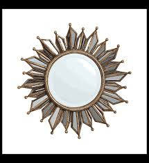 le soleil small wall mirror by two s