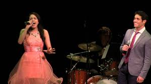 """Adam & Arielle Jacobs - """"Suddenly Seymour"""" (Little Shop of Horrors) -  YouTube"""