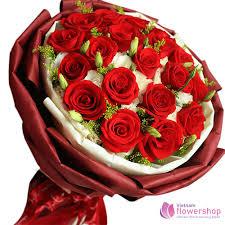 love flowers for friend in vietnam