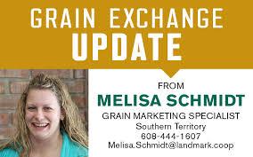 Grain Exchange - 5/26/2020 - Landmark Services Cooperative