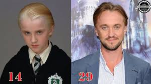 Tom Felton | From 1 To 30 Years Old | Tom felton, Tom felton draco malfoy,  Favorite celebrities