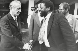 Rhodesia agrees to end white rule: Archives 24 September 1976