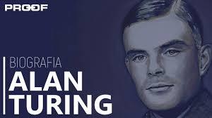 Biografia Alan Turing | PROOF - Segurança da Informação - YouTube