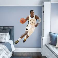 Indiana Pacers Victor Oladipo Fathead Life Size Removable Wall Decal