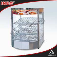 small display food warmer cabinet