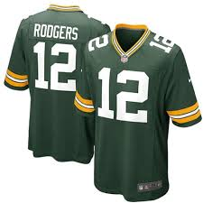 Amazon.com: The Nike Green Bay Packers Aaron Rogers NFL Game Team Jersey  Fir Size Large: Clothing