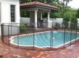 Baby Guard Pool Fence Company Pool Fences Pool Fencing Backyard Fences Pool Fence Fence Landscaping