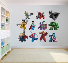 Lego Ninjago Wall Decal Tags Minecraft Wall Designs Princess Decals Decor Art Batman Canada Walmart In Game