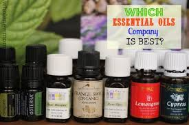 pany has the best essential oils