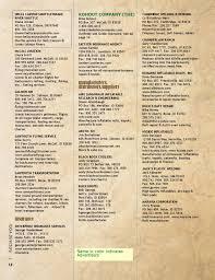 Directory 2014 by Janey Bruesch - issuu